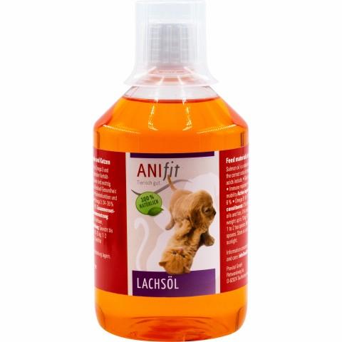 Salmon Oil (Lachsöl) 500 ml (1 Piece)